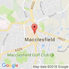 Waters Green Car Park Macclesfield