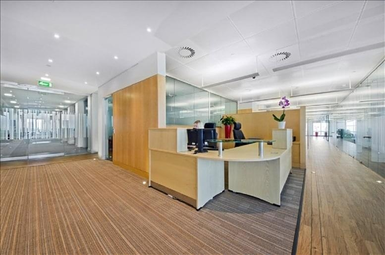 Serviced offices to rent and lease at 30th Floor, 40 Bank