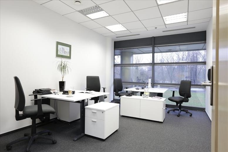 Serviced Offices To Rent And Lease At Ul Marszałkowska