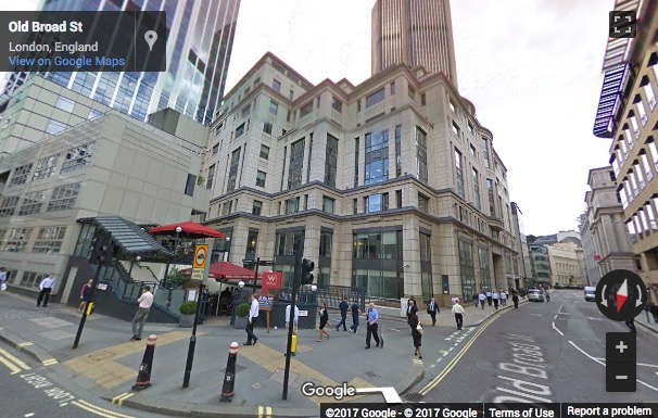 Serviced Offices To Rent And Lease At New Broad Street