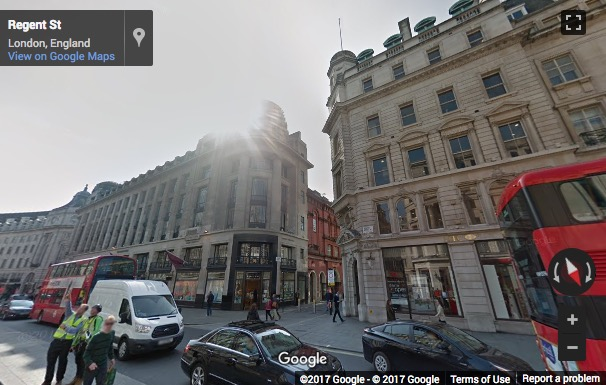 Street View Image Of One Heddon Street (AKA The Restaurant Quarter),  Mayfair,
