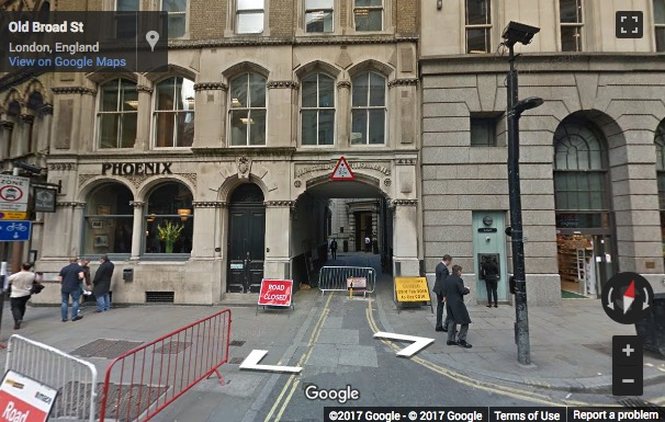 Serviced Offices To Rent And Lease At 27 Austin Friars
