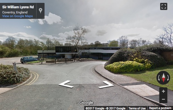 Street View image of The Venture Centre, Sir William Lyons Road, Coventry, West Midlands