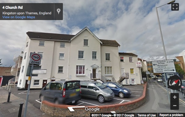 Street View image of Endeavour House, 2 Cambridge Road, Kingston, Surrey