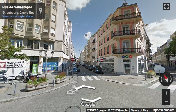 Serviced offices to rent and lease at bureaux europe 20 - Bureau de change a strasbourg ...