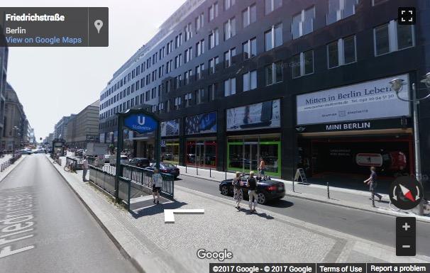 Friedrichstraße 191