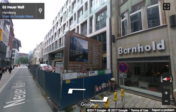 Bornhold Hamburg serviced offices to rent and lease at neuer wall 80, bornhold house