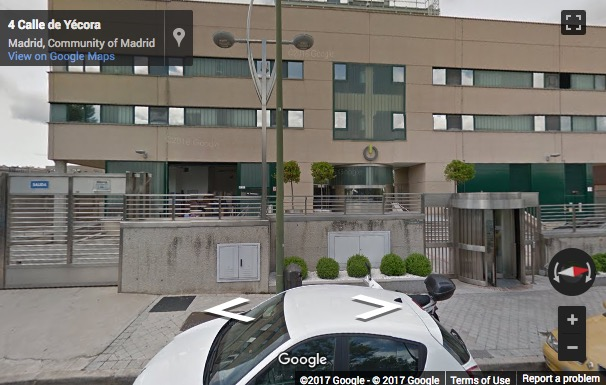 Street View image of Global Switch Madrid Data Centre, Madrid, Spain