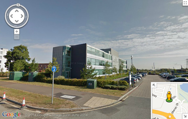 Serviced Offices To Rent And Lease At Nucleus At The