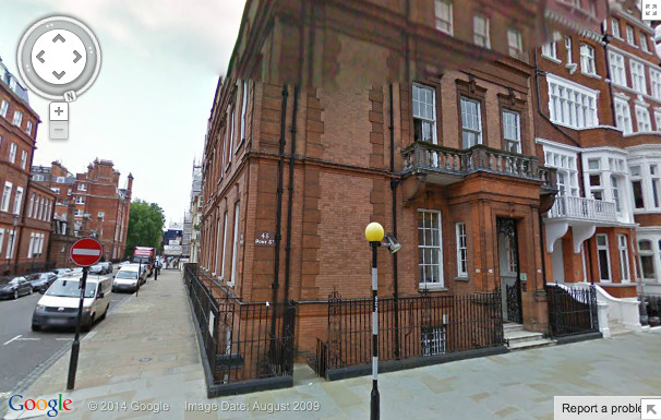 Serviced Offices To Rent And Lease At 45 Pont Street