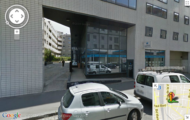 Serviced offices to rent and lease at 47, rue Maurice ...