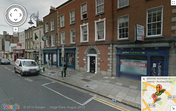 Serviced Offices To Rent 26 27 Pembroke Street Upper